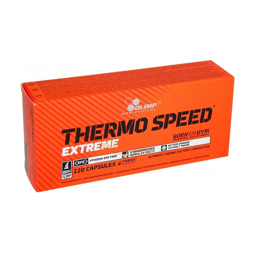 Olimp thermo speed extreme 120 - Thermo speed chauffage ...