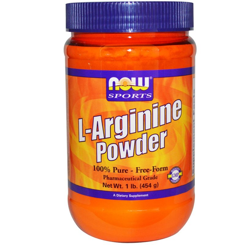 Препараты с л аргинином